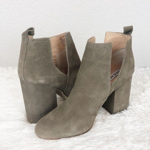 NWT Steve Madden Nyna Ankle Bootie sz 9